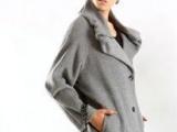 羊毛毛呢外套大衣 羊毛大衣女式外套【韩版