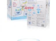 贝亲蒸汽多功能消毒锅/婴儿奶瓶消毒器温奶消毒加热辅食PL79正品