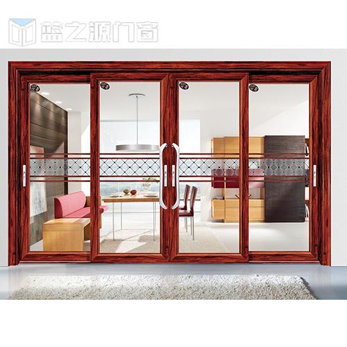 东莞铝合金门窗,蓝之源门窗,铝合金门窗代理