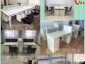 老板台 会议桌 工位 沙发铁皮文件柜办公桌办公椅