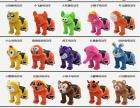 毛绒玩具车是小本创业赚小孩子钱的最佳思路
