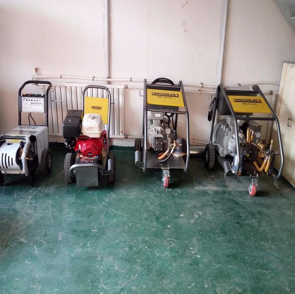 兰州市哪里有卖的喷砂除锈高压水清洗机甘肃专卖店七里河