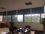 广州越秀区窗帘安装,办公室卷帘窗帘百叶窗帘安装