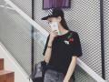 河北夏季服装亏本批发男女T恤地摊赶集甩卖货源批发价格特价批发