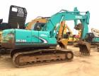 原装二手神钢200 260和350-8挖掘机,工地干活车转让
