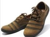 皮鞋 皮鞋 休闲皮鞋 男士皮鞋真皮 透气网鞋 男士真皮休闲鞋