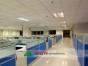 深圳华侨城办公室装修公司,专业地毯铺贴,背景墙制作