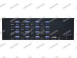 16路DVIVGAHDMIAV画面分割器合成器分屏器