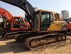 沃尔沃210 360等型2017 240挖掘机二手出售