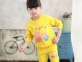 贵州最低价童装批发厂家直销小孩子秋冬新款加绒卫衣打底衫批发