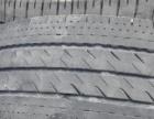 刚换下来的普利司通轮胎。