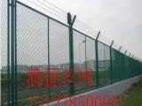 厂区护栏网 无边框护栏网 公路网 浸塑安