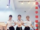 哈尔滨华翎钢管舞学校、专业成人零基础教学