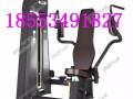 重庆室内健身器材商用力量型健身房器械双向推胸训练器