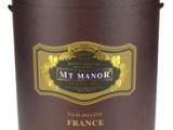 专业批发 法国蒙图干红葡萄酒 3l红酒 3000ml 进口桶装