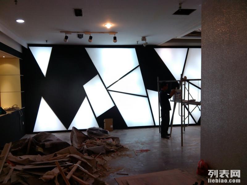 鹰潭软膜设计各式各样天花吊顶灯箱灯膜