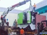 和諧廣州模范之都 供廣州大型設備移位廣州高空吊裝廣州吊裝公司