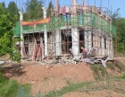 罗江自建房 别墅 小洋房 乡镇房屋 景观设计及施工