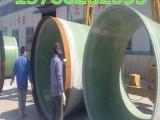 河北瑞泽DN300玻璃钢夹砂管道 轻质 高强耐腐蚀 玻璃钢管道生
