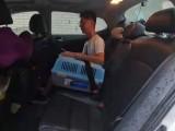 西安到广东深圳 宠物专车托运 定期航班 空调车 有人照看