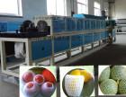 水果网套机 塑料水果网套生产设备