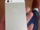 出联通4G白色国行苹果五代