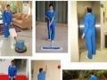 专业家庭保洁 物业保洁地板打蜡 清洗油烟机瓷砖美缝
