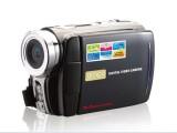 批发1600万像素 数码摄像机 高清触摸屏 双电源模式 DV 家