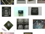 回收IC内存芯片二三极管晶振电容等等电子元件