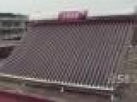 广州番禺太阳能热水器销售安装维修 承接太阳能热泵热水工程