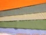 全棉人字斜变化竹节/半漂鱼骨纹口袋布,L