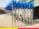 新洲專業制作大型倉庫帳篷 推拉活動雨棚 大排檔雨棚