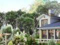 园林设计 绿化 养护 假山水系 凉亭花架防腐木凉亭
