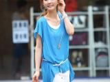 厂家直销 一手货源女装代理加盟【爆款】Y227#二件套雪纺连衣裙