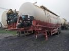 散装水泥运输罐车,粉煤物料运输罐车面议