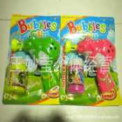 惯性泡泡枪 吹泡泡玩具 青蛙吹泡泡 儿童泡泡枪