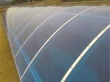 北京定制戶外遮雨車棚 透明耐力板遮陽棚 PC耐力板雨棚