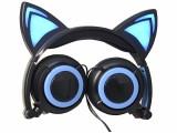 耳机厂家猫耳朵耳机儿童耳机批发定制深圳,东莞,广州