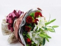 开业花篮女朋友生日鲜花七夕情人节玫瑰抚顺鲜花店送花