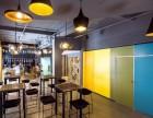 徐州工装店铺装修,网吧 餐饮店 健身房 咖啡厅办公写字楼设计