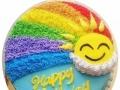 订蛋糕送货上门彩虹蛋糕数码蛋糕婚礼蛋糕情趣蛋糕速递