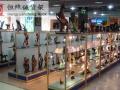 精品店装修货架饰品展示架珠宝柜台展厅展示柜礼品货柜