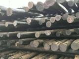 容城松木杆防腐木