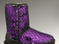 UGG豆豆鞋工厂直销羊皮毛一体女款雪地靴代理
