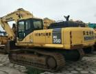 云南二手小松350-7挖掘机整车原版低价出售中