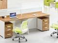 凯佳家具厂销办公桌简约家用台式简易电脑桌写字桌办公电脑桌