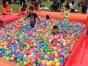 四人比赛电子飞镖机儿童海洋球池沙池子石家庄出租