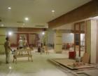 成都地区承包施工各种大小型室内外工装