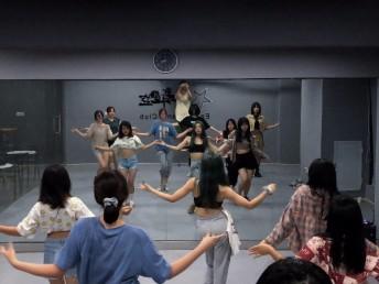 長沙零基礎學舞蹈的地方