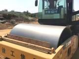 中山徐工二手压路机26吨 26吨震动压路机